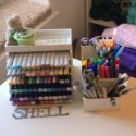 Deanna's getting organized with her Desk Maid 4pc set and lots of other Totally-Tiffany stuff too!