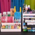 Desk Maid Art & Craft Desk Organizer – 4 Piece Set