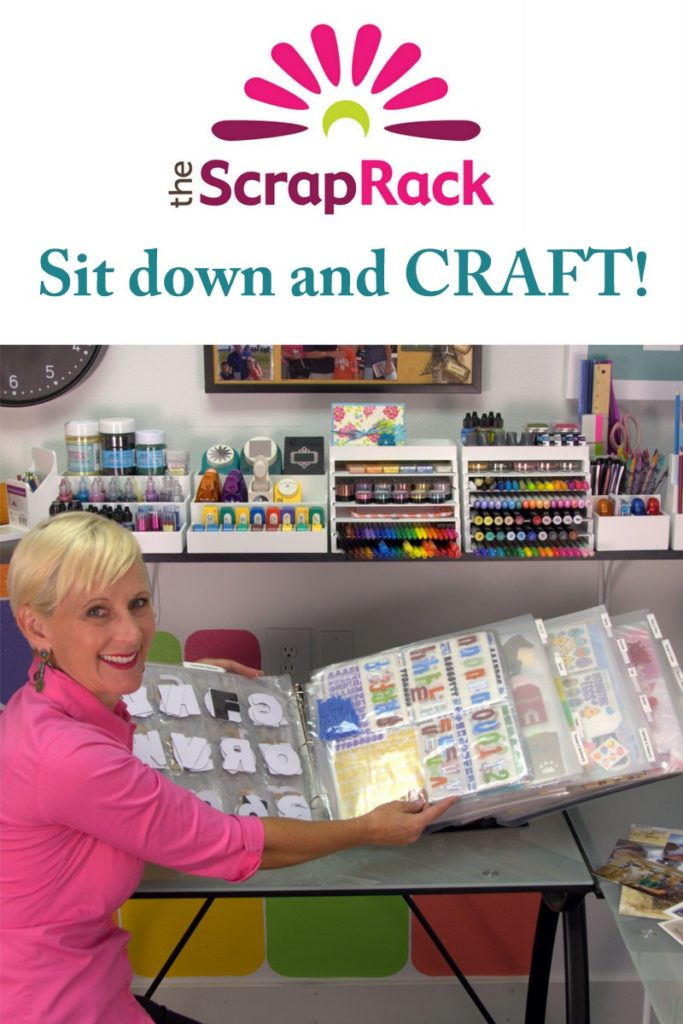 Sit down and craft!