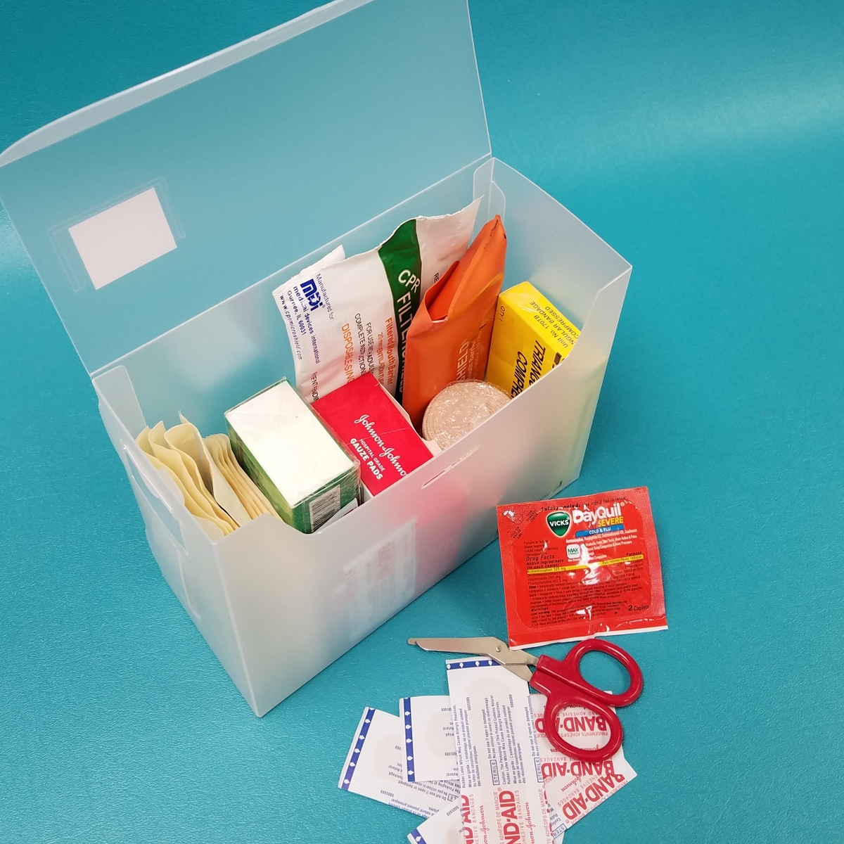 5x7 First Aid Kit
