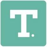 Totally-Tiffany signature T.