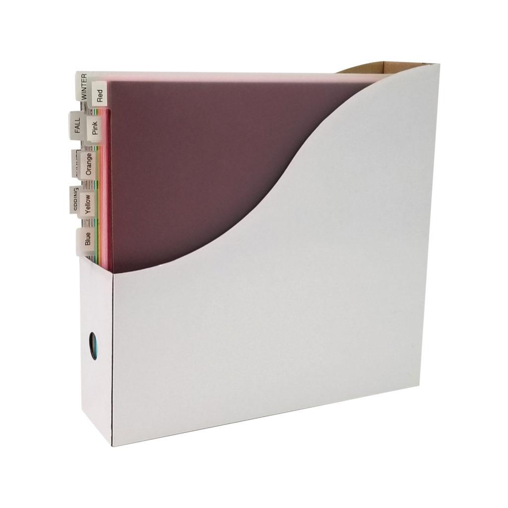 12x12 Paper Storage Solution
