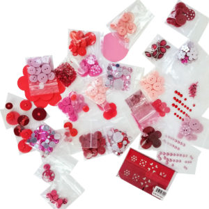Organize your embellishments class with Tiffany Spaulding