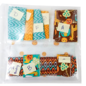 Organize quilting projects with the Totally-Tiffany Expanding Project Planner.