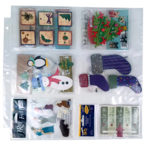 Organize scrapbooking supplies by holiday or season. Totally-Tiffany HSN