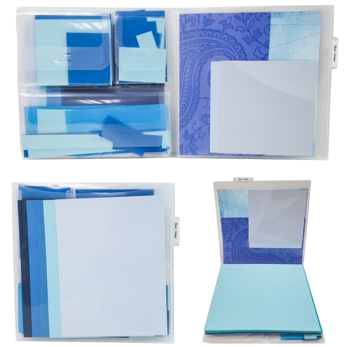 The ScrapMaster File Folder is perfect for 12x12 scrap storage and organization, Totally-Tiffany SMSO