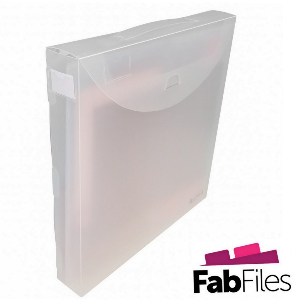 Organize paper for crafting with Fab Files from Totally-Tiffany.