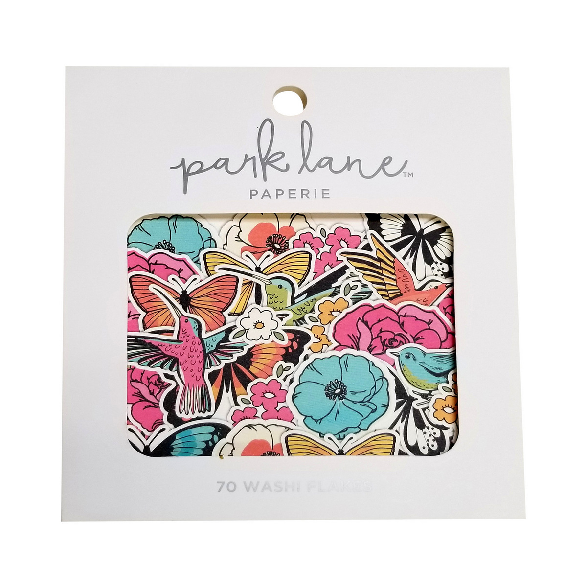 Planner Favorite Washi Flakes - Love these! in package.