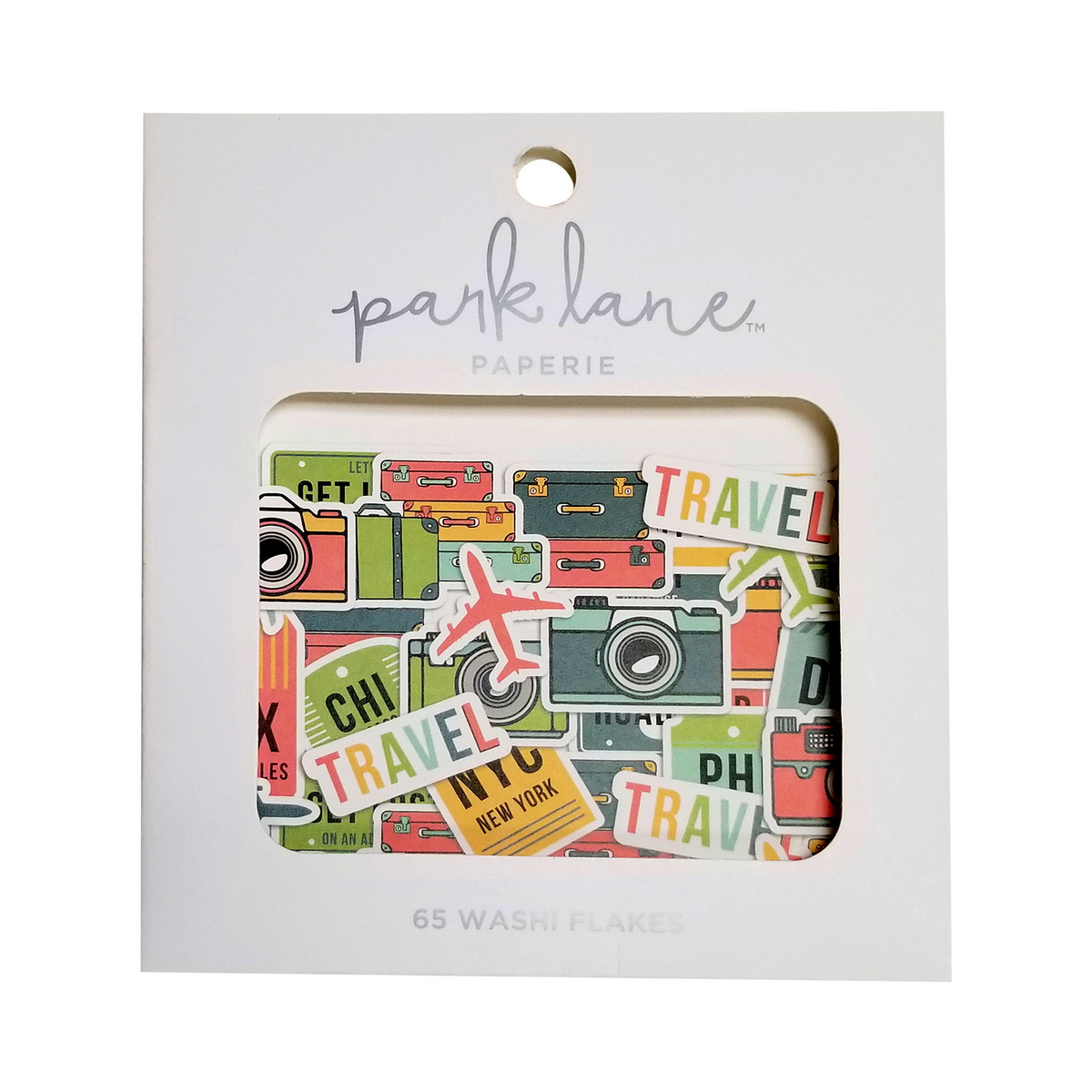 Planner Favorite Washi Flakes - Love these!
